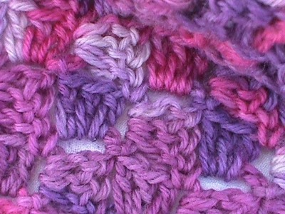How To Double Crochet A Scarf