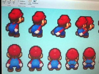 How To Find Patterns For Perler Bead Sprites