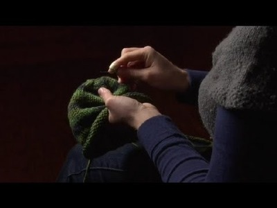 How to Knit a Newborn Hat : Knitting Hats