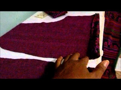 How to make knit shorts