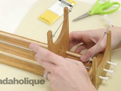 How to Use the Ricks Beading Loom