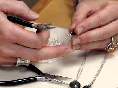 How to Wire Wrap Gemstones to Make Jewelry : Introduction to Wire Wrap Jewelry