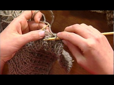 Knit the Alpaca Scarf, Hat, and Vest Trio from Knitting Daily TV Episode 905
