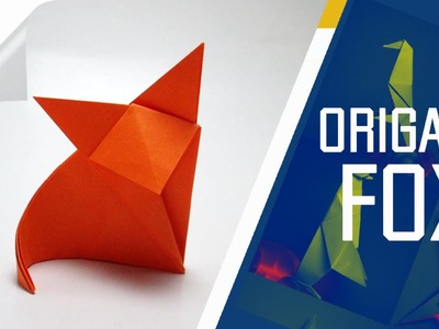 Origami - How To Make An Origami Fox