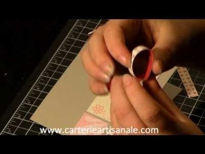 Scrapbooking: Video carte St Valentin (2)