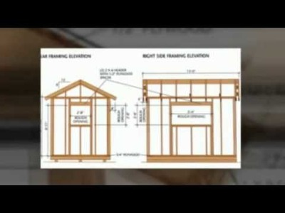 Shed Plans - Instant Access To Over 12,000 Shed Plans & Woodworking Projects!