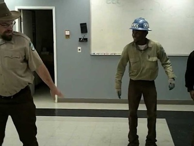 The Boss Dances Like a BOSS! John Griffith Dancing to Travis Porter
