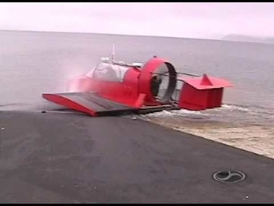 UH 19XRW Hoverwing™ Ground Effect Hovercraft,