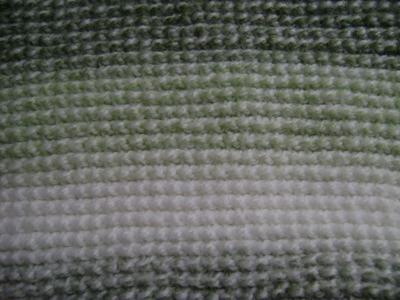 Crochet - Afghan or Tunisian Crochet Purl Stitch
