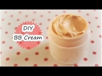 DIY: BB Cream!