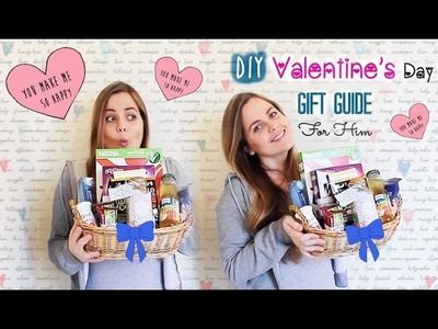 DIY Valentine's Gift Ideas & Gift Guide FOR HIM - DIY Presente Dia Dos Namorados