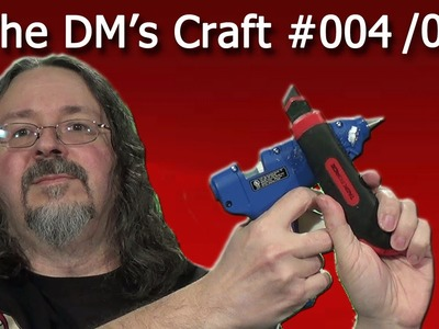 Easy to craft boat for D&D or Pathfinder (the DM's Craft, Ep 4, p1)