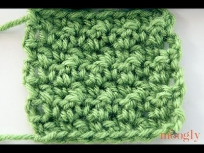 How to Crochet: The Griddle Stitch