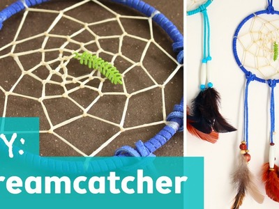 How to Make a Dreamcatcher