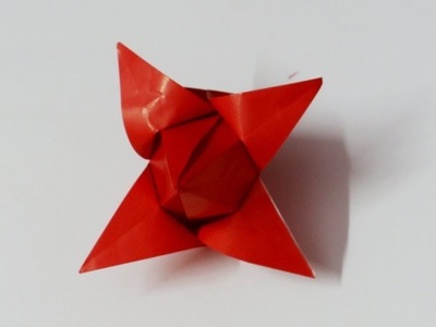 How To Make Origami TuliP. Origami Paper Craft