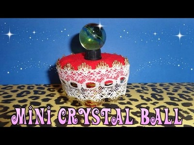 LPS Crafts - How to Make a LPS Crystal Ball and Table