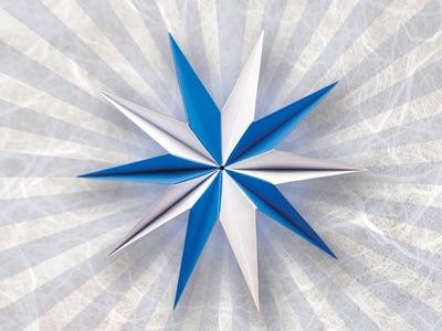 Origami Multipoints Star (Ilan Garibi)