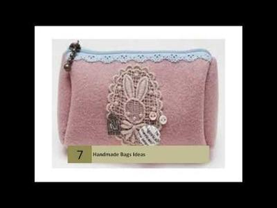 Top 10 Creative Handmade Bags Ideas