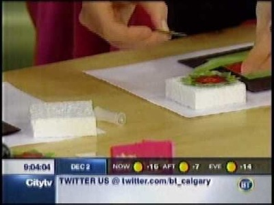 TV Segment with Allison Orthner - Christmas Gifts and Crafting Part2