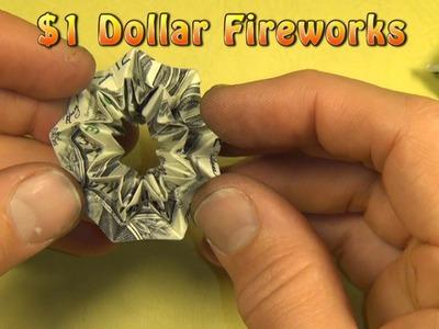$1 Dollar Caterpillar Fireworks by Jeremy Shafer