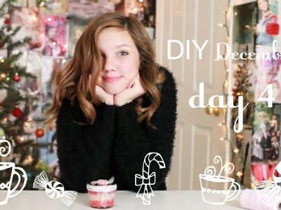 DIY December | Day Four | Homemade Peppermint Body Scrub