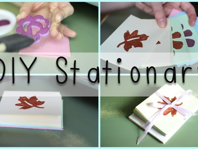 DIY STATIONARY.CARDS - Mother's Day Gift Idea | Mademoiselle Ruta