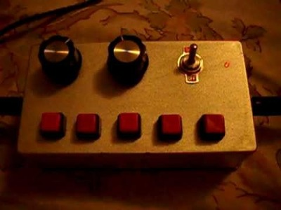 DIY voice changer pedal, part 5