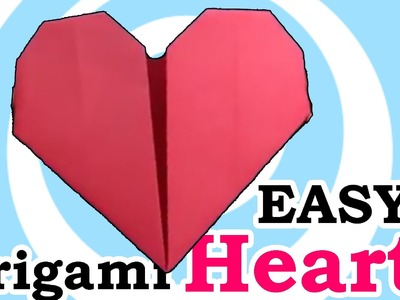 Paper Easy Origami Heart Drawing Graffiti On