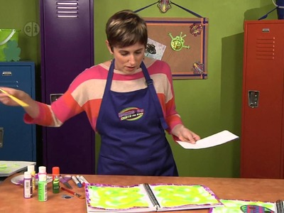 Hands On Crafts for Kids Episode 1606-4