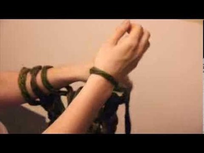 How-To Arm Knit
