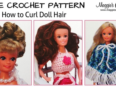 How to Curl Doll Hair