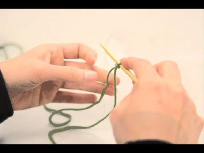 How to knit the Long Tail Cast On