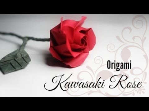 How to make a Kawasaki Rose (Phu Tran Variation)