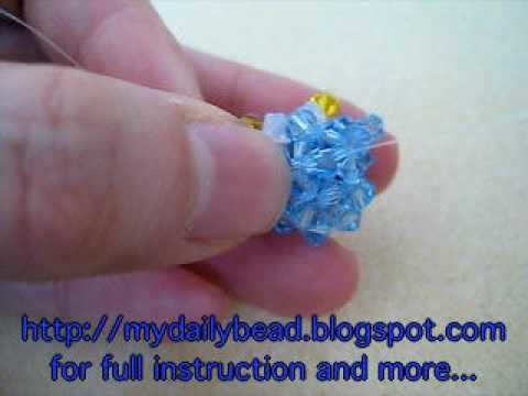 How to make a Penguin with Beads