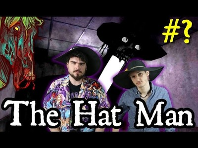 HOW TO MAKE SCARY HATS!! | The Hatman: Shadow Ward