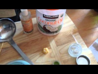 Natural DIY Cream Blush