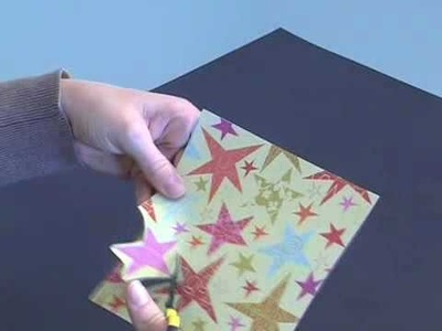 Scrapbook.TV - How to Use Scissors to Cut Shapes