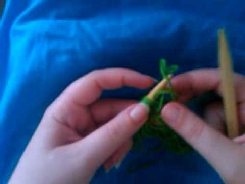 Stretchy knit bind-off