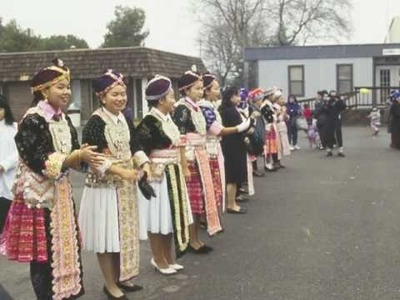 A Culture Within A Craft: Understanding Hmong Artwork