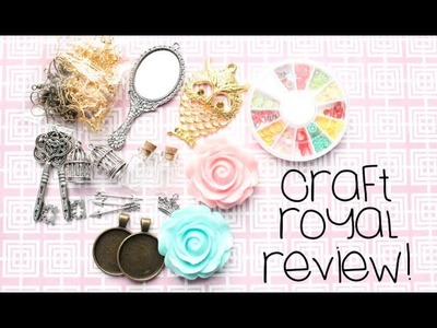 Amazing Craft Supplies Package! (Craft Royal)