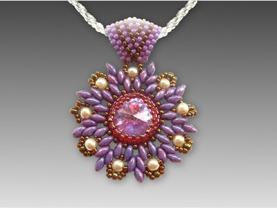 Beautiful Jewellery with Super Duo Beads, book preview and promo