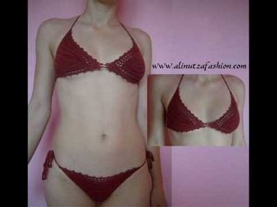 Crochet bikini - Collection 2009