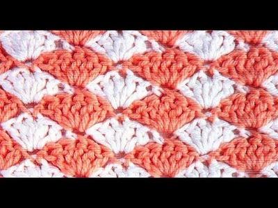 Crochet Shell Stitch