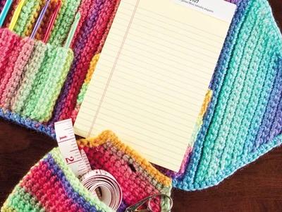 Crochet World Magazine's  Februrary 2015 Issue Preview