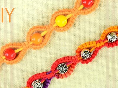 DIY - Sunny Bracelet for a Sunny Day - Easy Tutorial