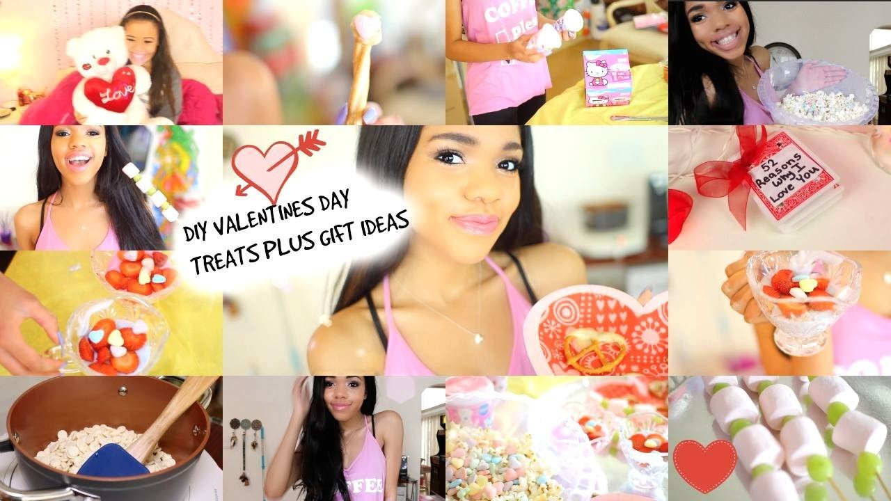 DIY VALENTINES DAY TREATS PLUS GIFT IDEAS!!!
