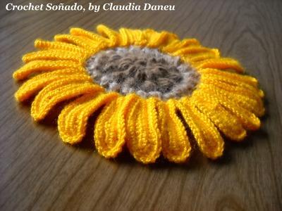 DREAM CROCHET FLOWERS COLLECTION. COLECCIÓN DE FLORES CROCHET DE ENSUEÑO