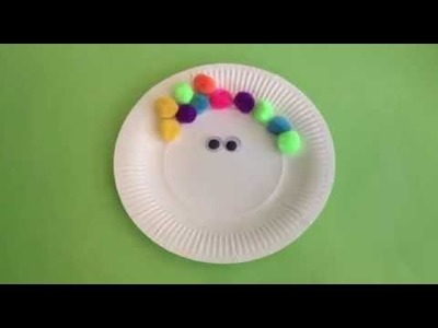 Five super cute paper plate crafts