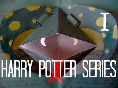 Harry Potter Series 1  -- DIY Pop-up Cobra Card