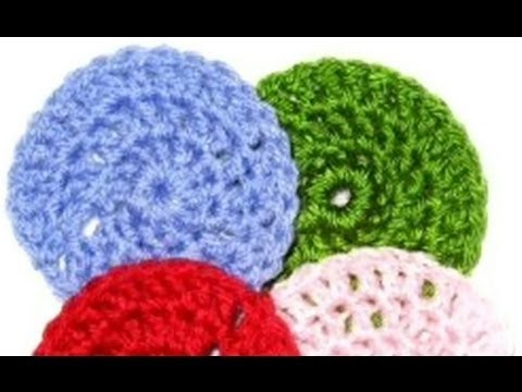 How to Crochet a Circle by Crochet Hooks You